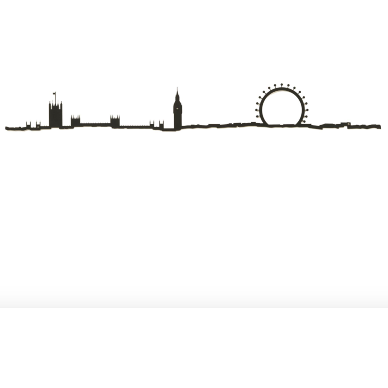 Skyline London 125 cm - LETT.