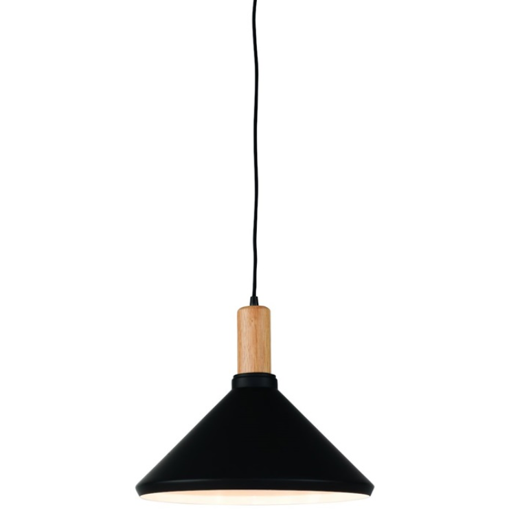 It's about Romi | zwarte hanglamp Melbourne medium