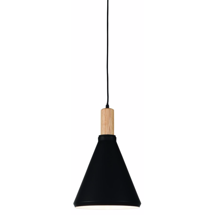 It's about Romi | hanglamp Melbourne | zwart | S - LETT.