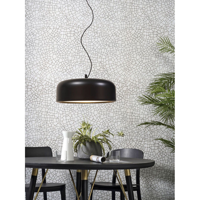 It's about Romi | hanglamp Marseille | zwart - LETT.