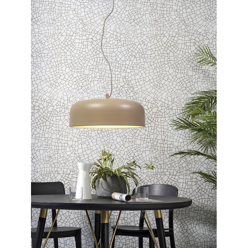 It's about Romi | hanglamp Marseille | zandkleurig - LETT.