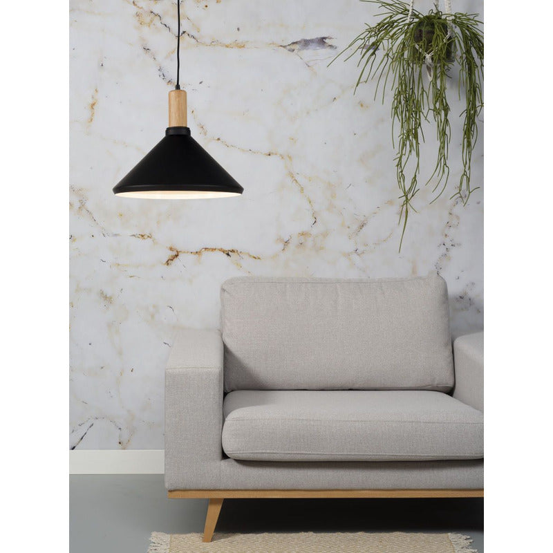 It's about Romi | hanglamp Melbourne | zwart | M - LETT.