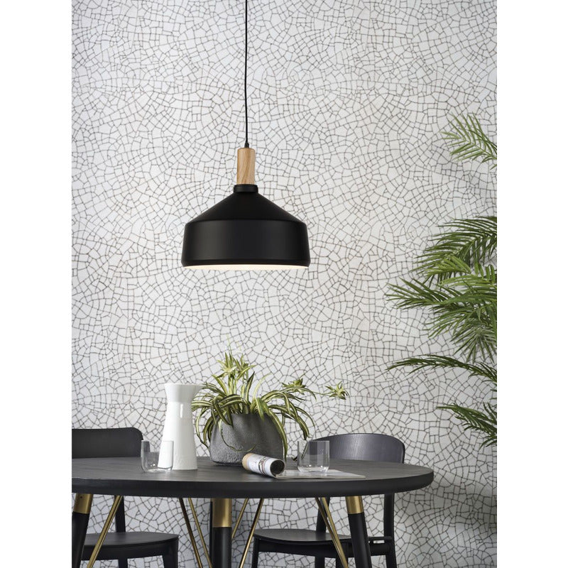 It's about Romi | hanglamp Melbourne | zwart | L - LETT.