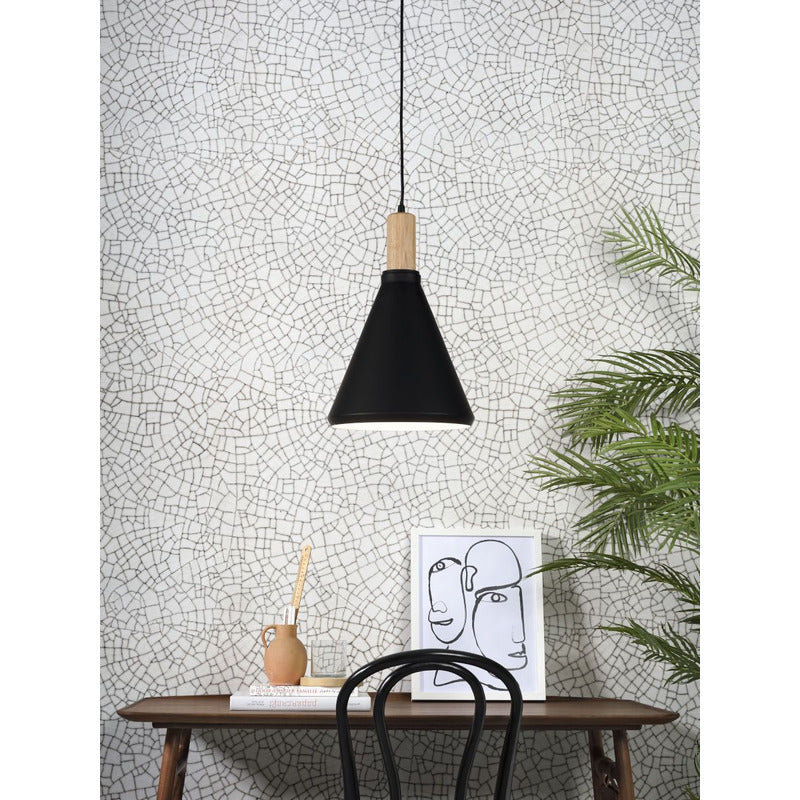 It's about Romi | hanglamp Melbourne | zwart | S