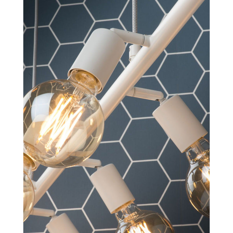 It's about Romi | hanglamp Miami | wit - LETT.