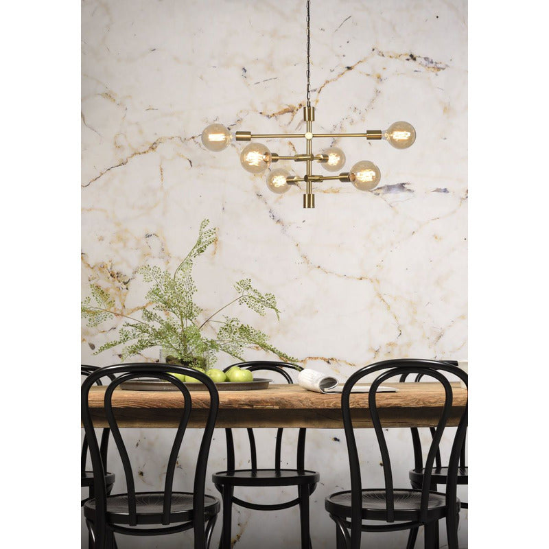 It's about Romi | hanglamp Nashville | goud - LETT.