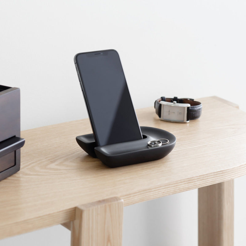Junip Phone Holder zwart | Umbra