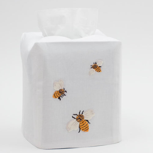Bees Tissue Box Cover