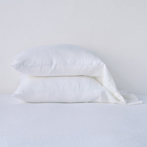 Linen Pillowcases & Shams - Maisonette Shop