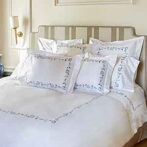 Melody Pillowcases by Signoria Firenze