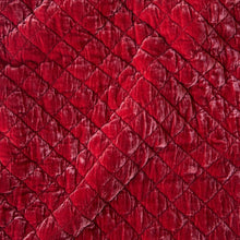 Load image into Gallery viewer, Silk Velvet Quilted Shams by Bella Notte