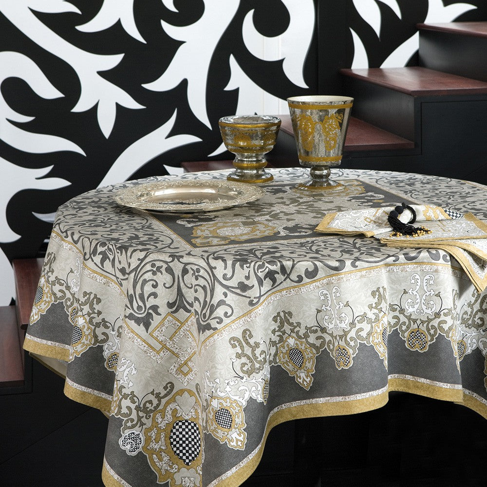 Adagio Tablecloth - Maisonette Shop