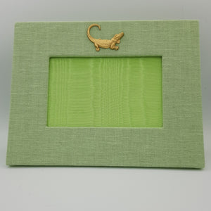 Alligator Linen Frames - Maisonette Shop