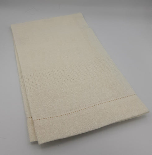 Ivory Bee Hand Towel - Maisonette Shop