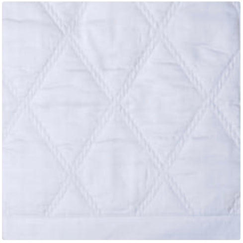 Filicudi Quilted Coverlet by Signoria Firenze - Maisonette Shop