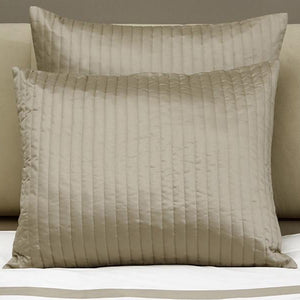 Siena Quilted Shams by Signoria Firenze - Maisonette Shop