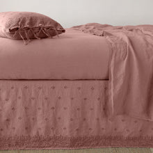 Load image into Gallery viewer, Ines Bed Skirt - Maisonette Shop