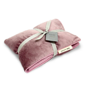 Luxe Velvet Musk Barley & Lavender Heat Pillow - Maisonette Shop