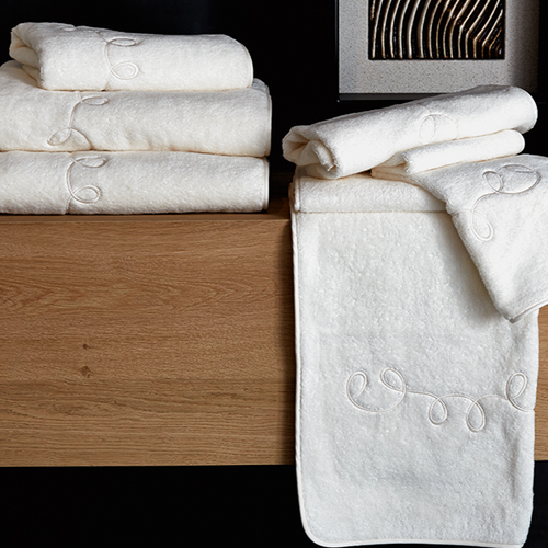 Giudecca Bath Towels - Maisonette Shop