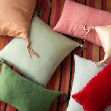 Load image into Gallery viewer, Taline Lumbar Pillow by Bella Notte