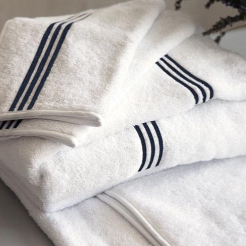 Trilogy Bath Towels by Signoria Firenze - Maisonette Shop