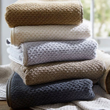 Load image into Gallery viewer, Checkmate Bath Towels - Maisonette Shop