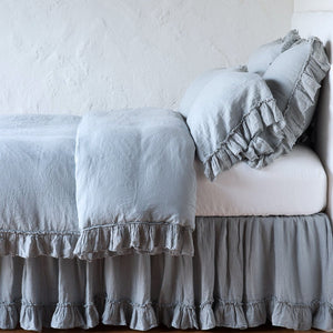 Linen Whisper Shams - Maisonette Shop