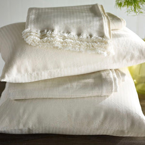 Emma Linen Cotton by The Purists Coverlet - Maisonette Shop