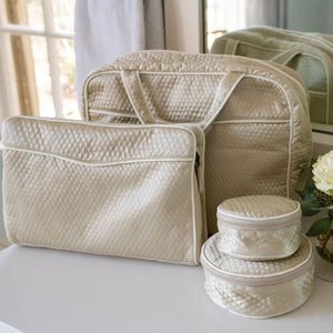 Jewelry Round Travel Bag - Maisonette Shop