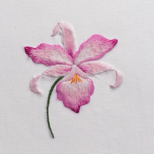 Orchid Hand Towel
