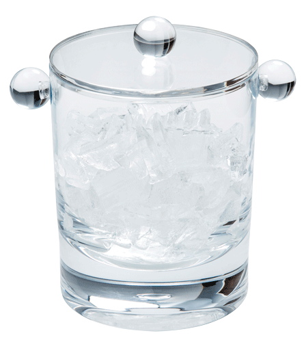 Acrylic Ice Bucket - Maisonette Shop
