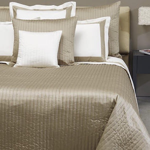 Siena Quilted Coverlet by Signoria Firenze - Maisonette Shop