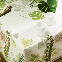 Load image into Gallery viewer, Agapanthes Tablecloths - Maisonette Shop