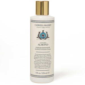 Centuries Almond Liquid Soap