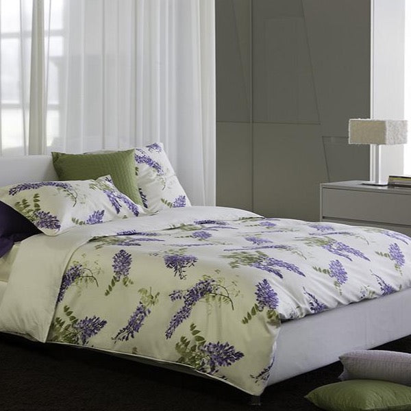 Wisteria Shams by Signoria Firenze - Maisonette Shop