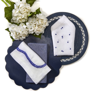 Scattered Dots Napkins
