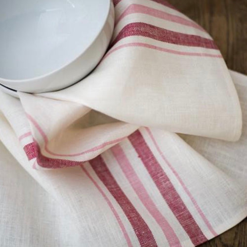 Patrick Linen Tea Towel