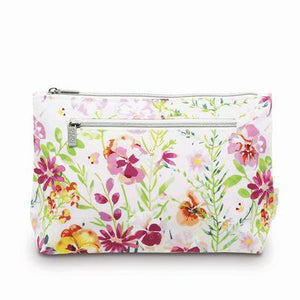 Large Cosmetic Bag Morning Bloom - Maisonette Shop