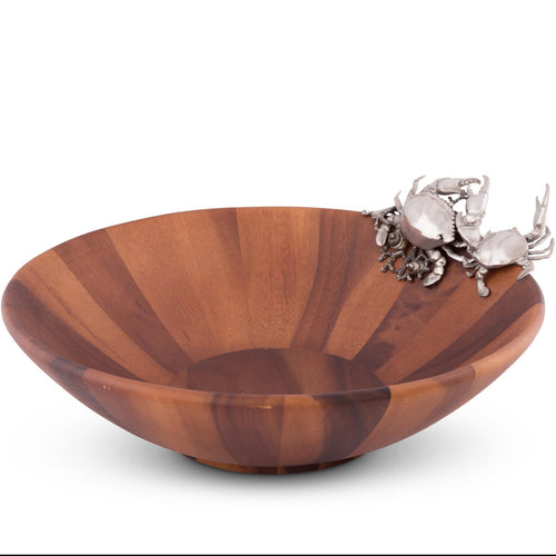 Crab Salad Serving Bowl - Maisonette Shop