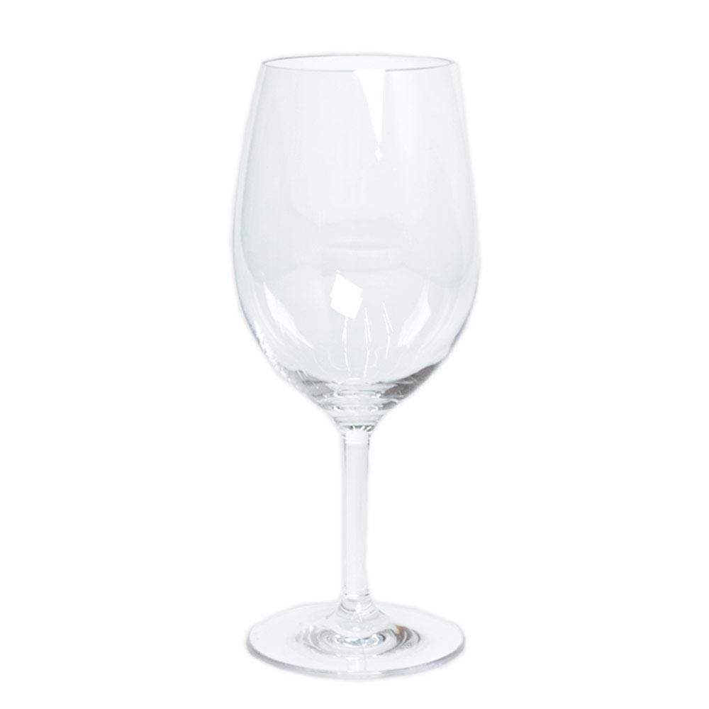 Acrylic 20.5oz Wine Glasses in Crystal Clear - 1 Each - Maisonette Shop