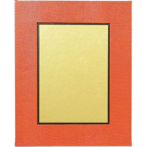 Orange Lizard Picture Frames - Maisonette Shop