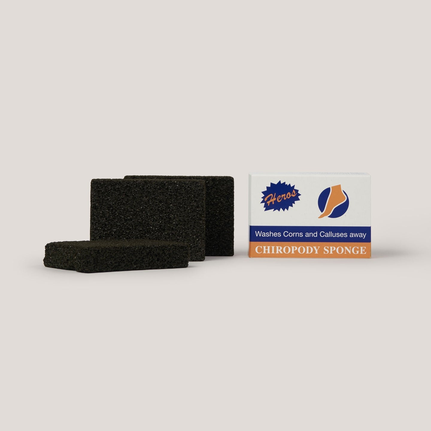 Hero's Chiropody Sponges - Maisonette Shop