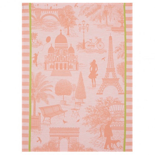 Toile de Paris Tea Towels