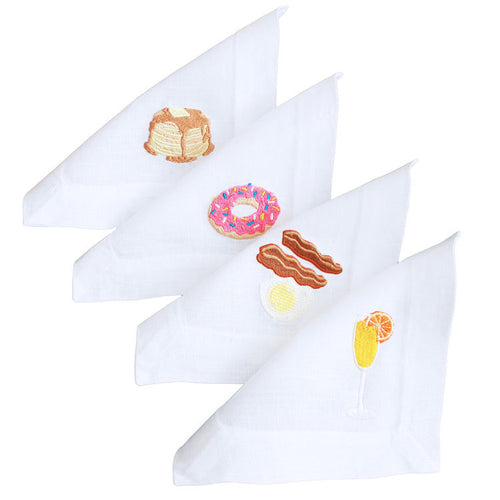 Brunch Cocktail Napkins - Maisonette Shop