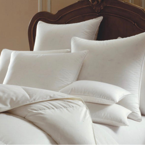 Himalaya 800 Fill Power Siberian White Goose Down Pillow - Maisonette Shop