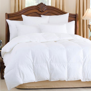 Nirvana 700 Fill Power White Goose Down Comforter - Maisonette Shop
