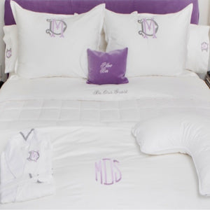 Royal Euro Pillow & Sham - Maisonette Shop