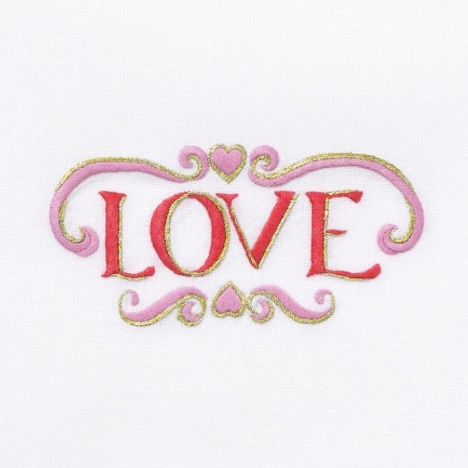 Love Hand Towel - Maisonette Shop