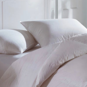 Cascada Summit 600 Fill Power White Goose Down Pillow - Maisonette Shop