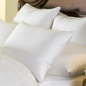 Cascada Peak 600 Fill Power White Down Pillow - Maisonette Shop